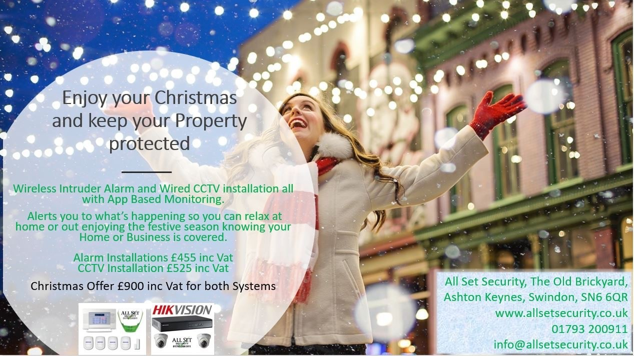 Sll Set Security Christmas offer